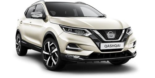Photo of a Nissan Qashqai