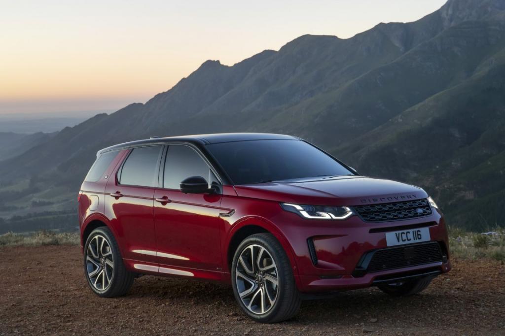 Land Rover Discover Sport [p250]
