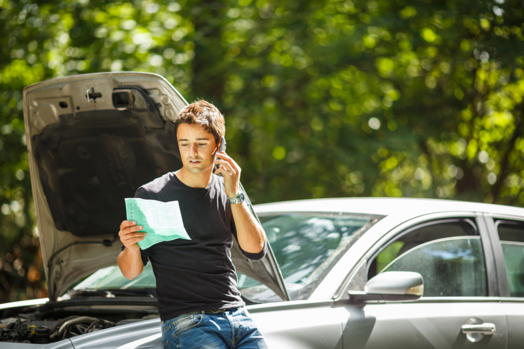 Getting the best deal on car insurance