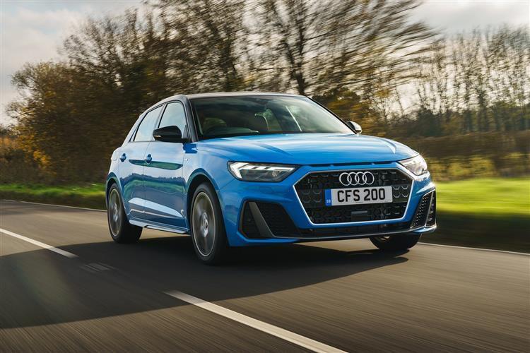 Audi A1 Large Image