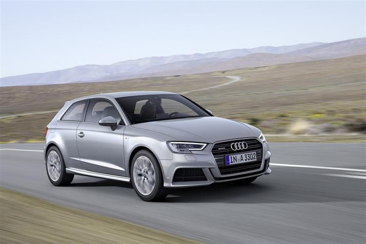 Audi A3 Large Image