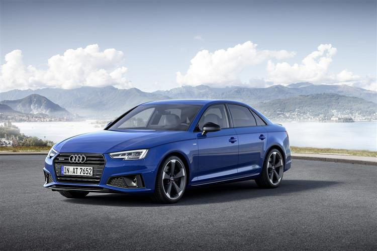 Audi A4 Large Image