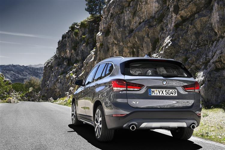 BMW X1 Large Image