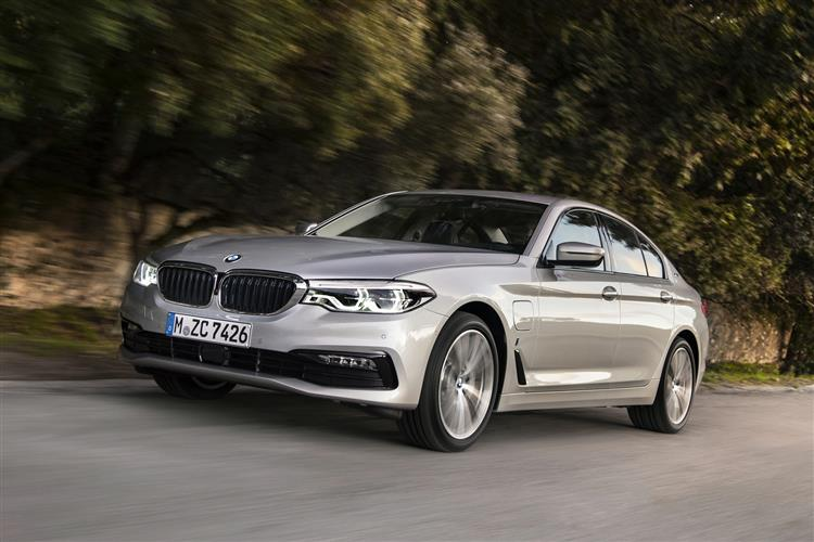 BMW 5 Series Small Image