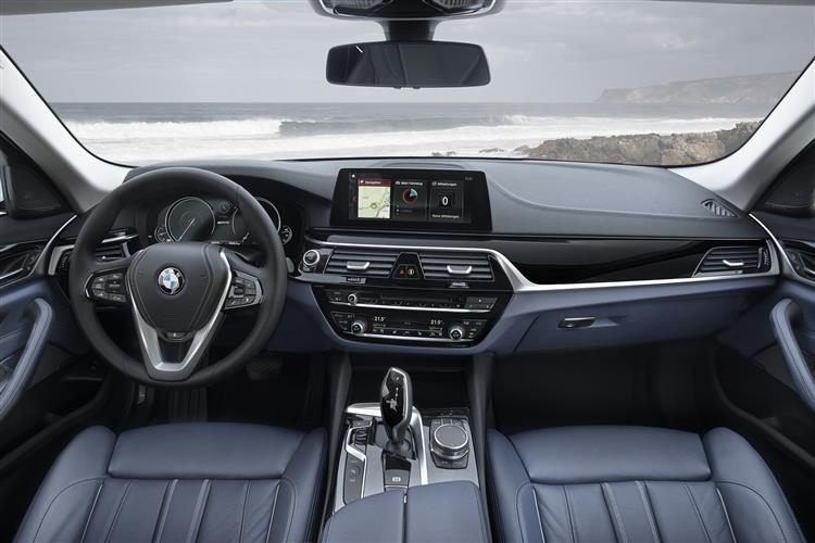 BMW 5 Series Large Image