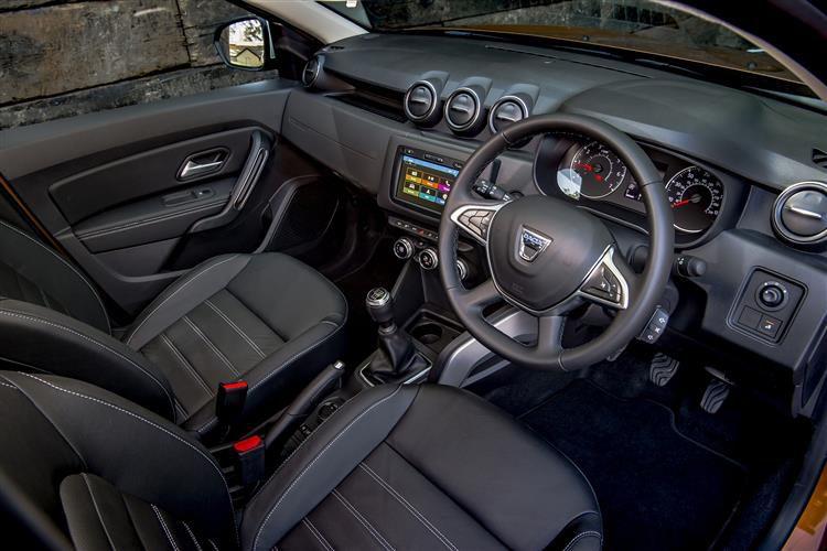 Dacia Duster Small Image