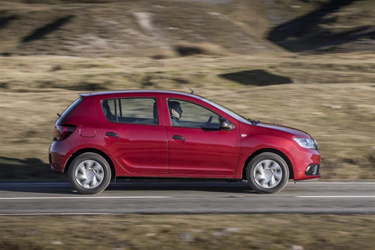 Dacia Sandero Small Image
