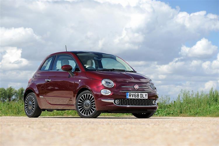 Fiat 500 Large Image