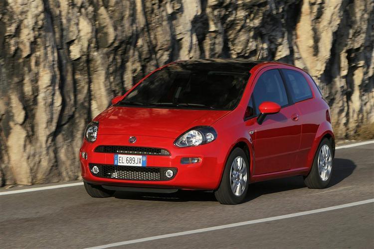 Fiat Punto Small Image