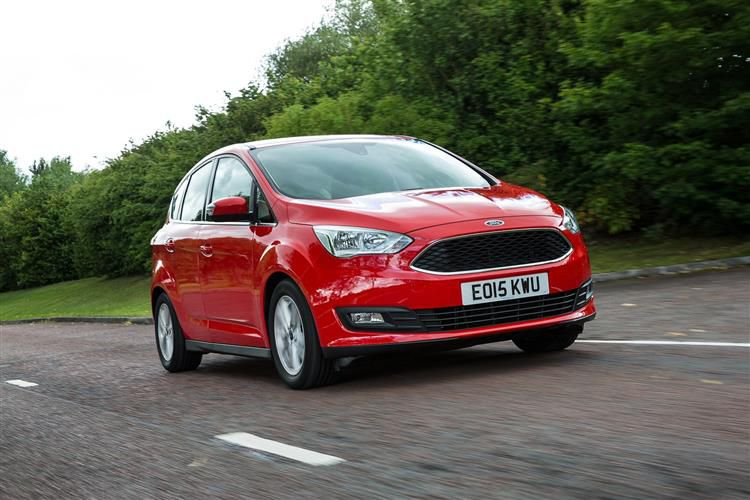 Ford C-Max Large Image