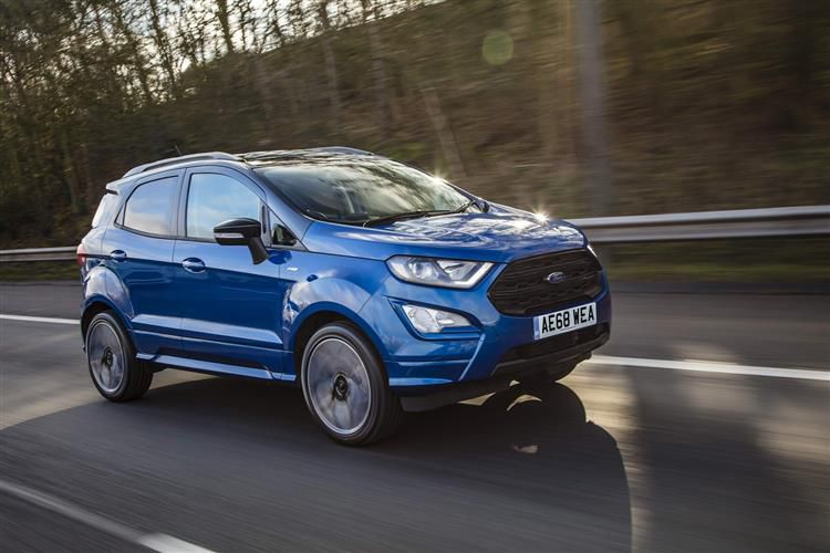 Ford EcoSport Small Image