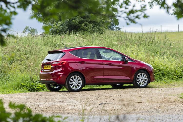 Ford Fiesta Small Image