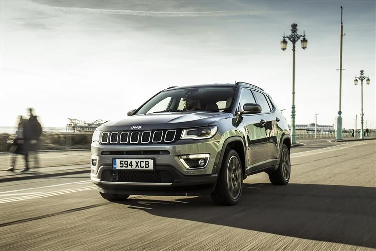 Jeep Compass Large Image