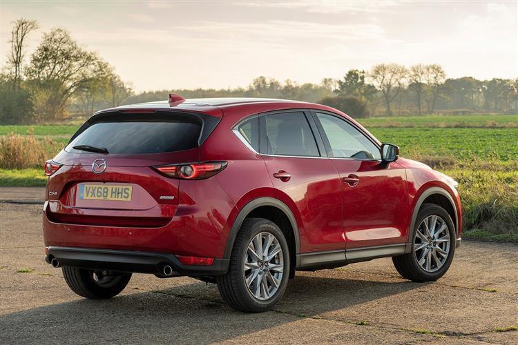 Mazda CX-5 Small Image