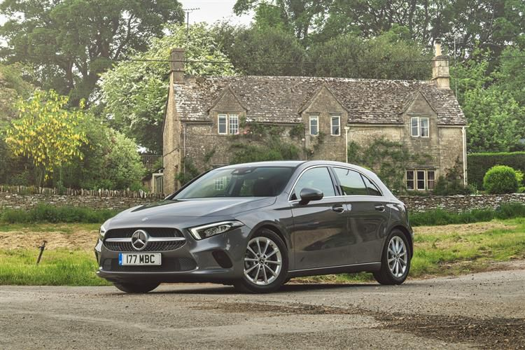 Mercedes A Class Large Image
