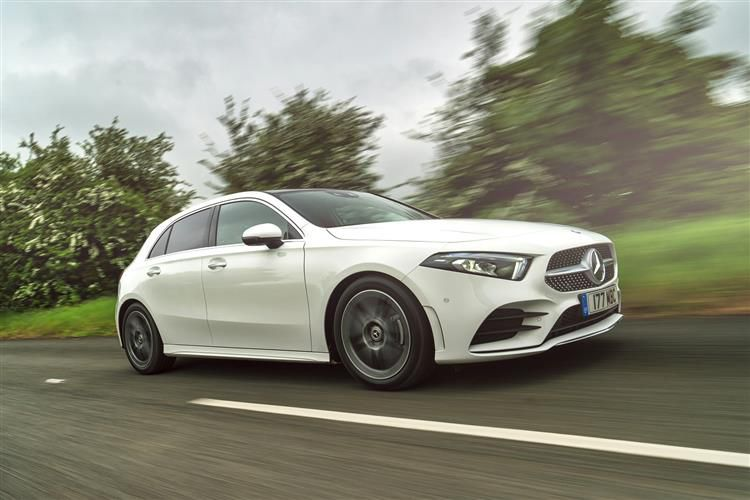 Mercedes A Class Small Image