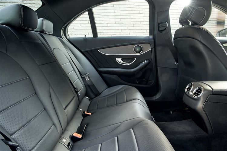 Mercedes C-Class Small Image