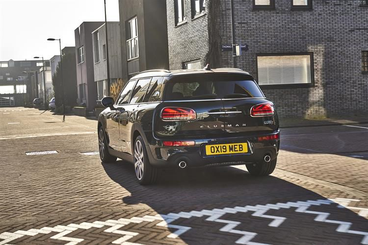 Mini Clubman Small Image