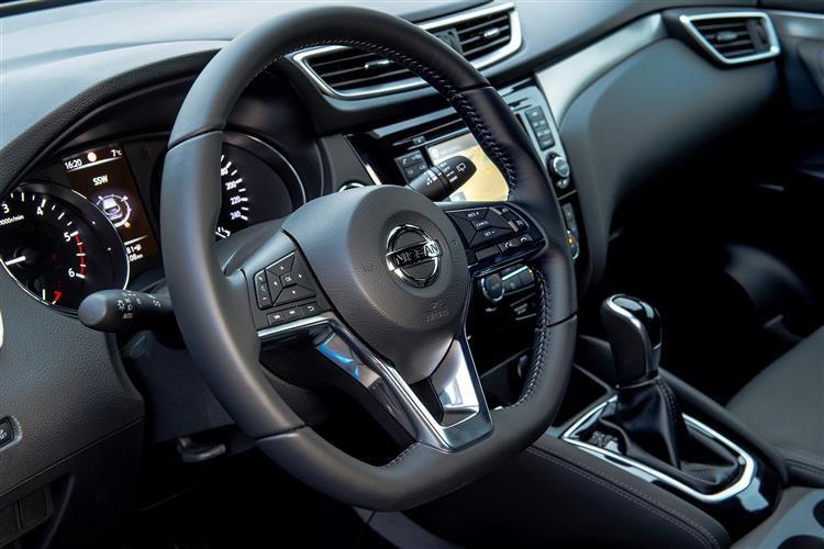 Nissan Qashqai Small Image