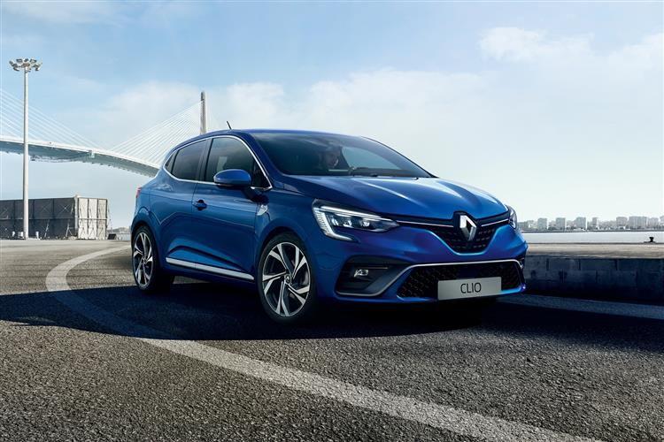 Renault Clio Large Image