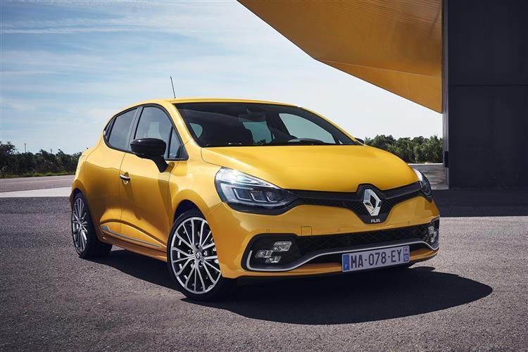 Renault Clio Small Image