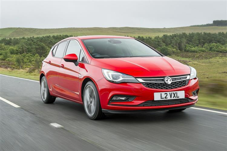 Vauxhall Astra Small Image