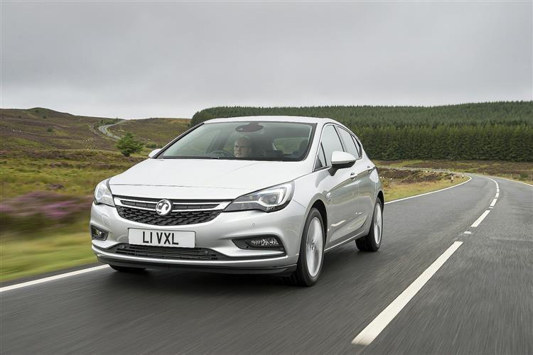 Vauxhall Astra Large Image