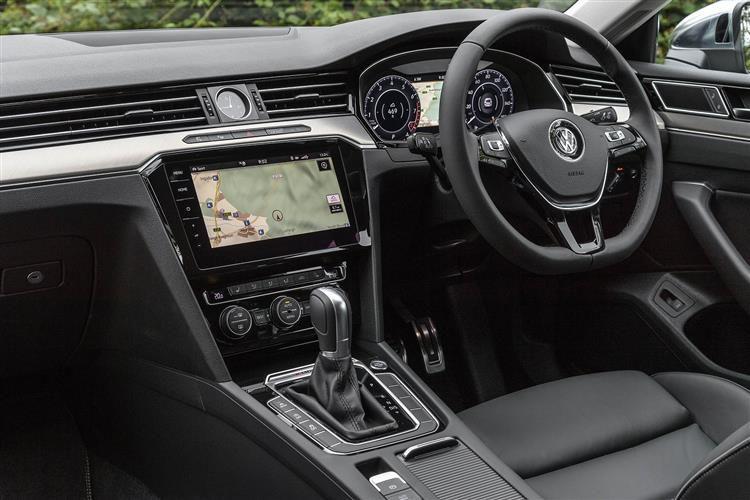 Volkswagen Arteon Small Image