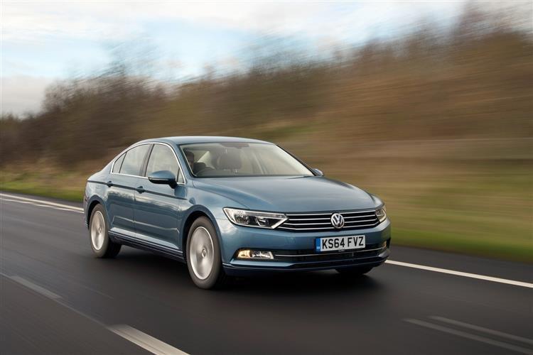 Volkswagen Passat Large Image