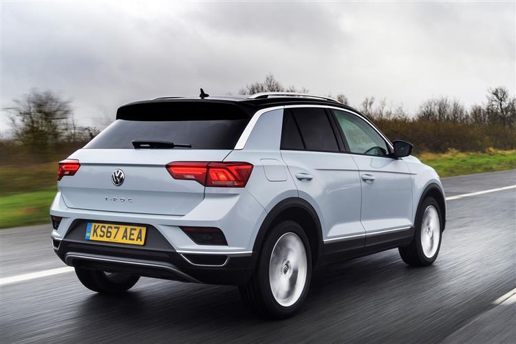 Volkswagen T-Roc Small Image