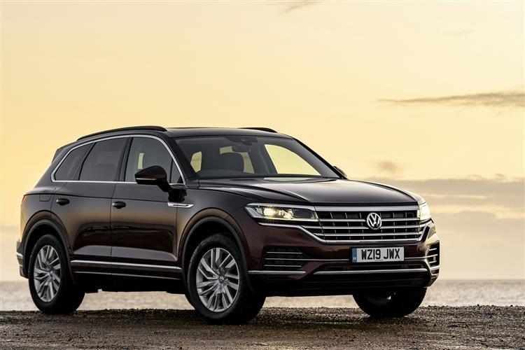 Volkswagen Touareg Large Image