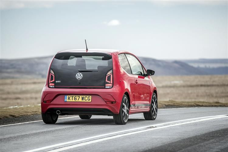 Volkswagen Up! Small Image
