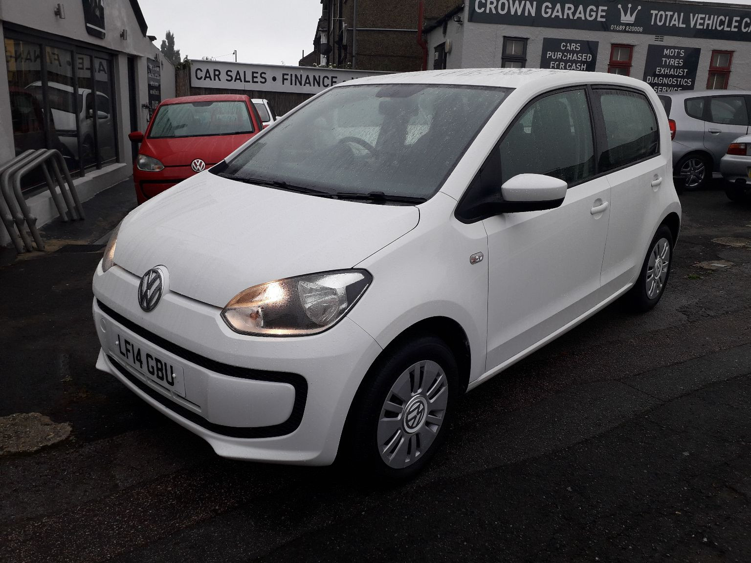 Used Automatic Volkswagen Up Cars For Sale On Finance Choosemycar