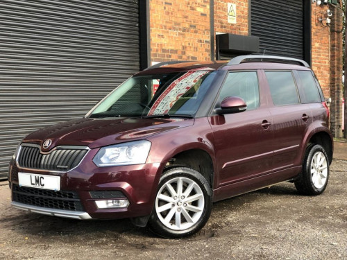 Used Maroon Skoda Yeti Cars For Sale On Finance Choosemycar