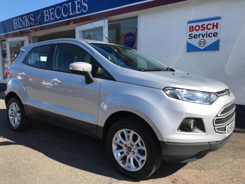 Used 13l Ford Ecosport Suv For Sale Choosemycar